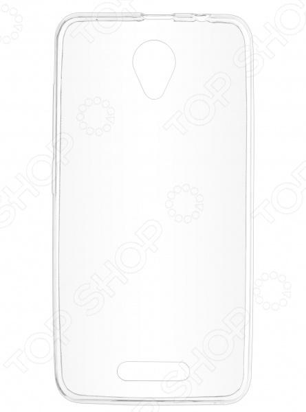 Чехол защитный skinBOX Prestigio Wize G3 аксессуар чехол накладка samsung galaxy a3 2017 skinbox silicone chrome border 4people silver t s sga32017 008
