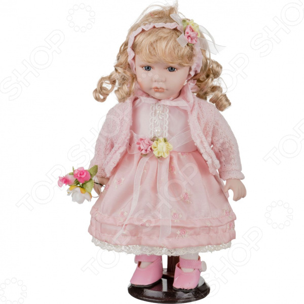 Кукла фарфоровая Lefard «Варя» 485-241