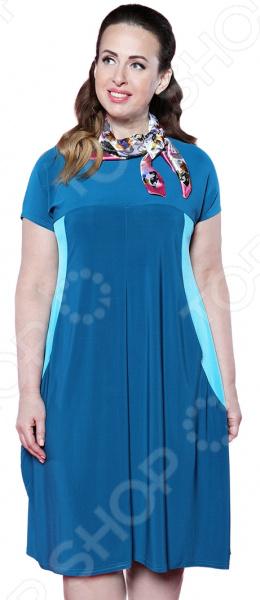 Платье Pretty Woman «Анита». Цвет: бирюзовый