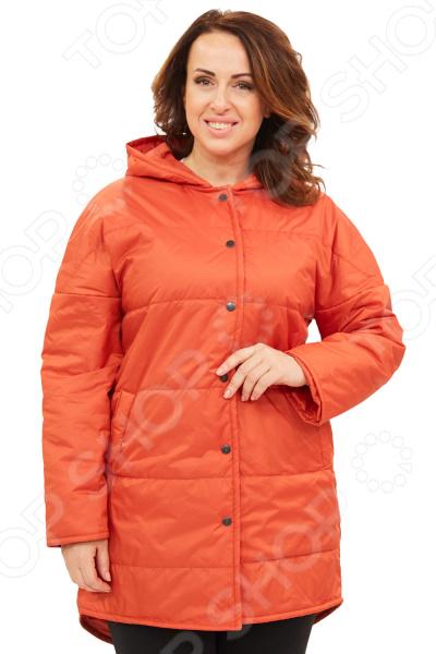 Куртка СВМ-ПРИНТ «Буржуа». Цвет: терракотовый