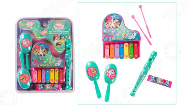 Набор музыкальных инструментов Nickelodeon «Шиммер и Шайн»