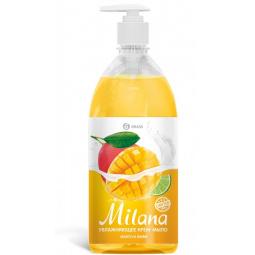 Крем-мыло жидкое GraSS Milana «Манго и Лайм»