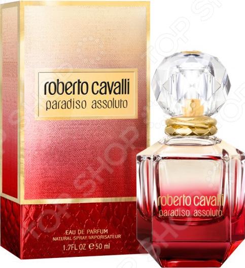 Парфюмированная вода для женщин Roberto Cavalli Paradiso Assoluto