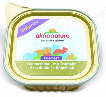 almo nature DailyMenu Adult с индейкой 39499