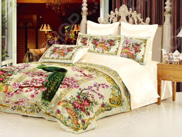 Комплект постельного белья ТамиТекс «Сакура»