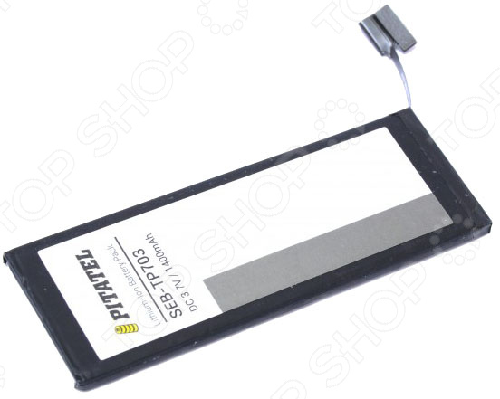 Аккумулятор для телефона Pitatel SEB-TP703 аккумулятор для телефона pitatel seb tp329