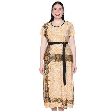 Купить Платье Лауме-Лайн «Роскошный вечер». Цвет: бежевый