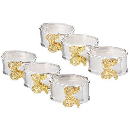 Купить Набор салфетниц MARQUIS 1039-MR «Золотой Бантик»