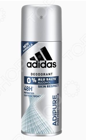 Антиперспирант мужской Adidas Adipure