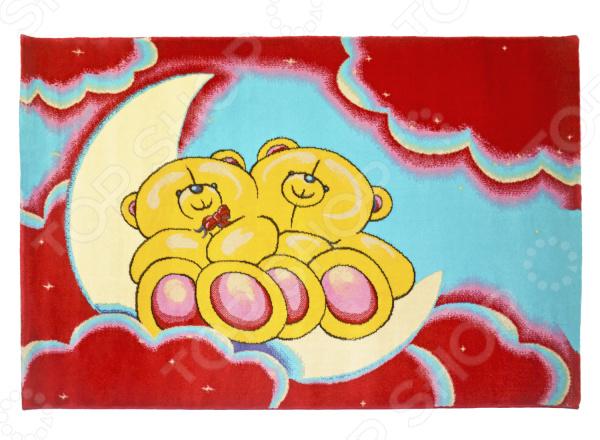 Ковер для детской комнаты URGAZ «Цветные сны»