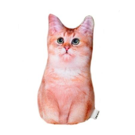 Купить Подушка-антистресс Mni Mnu «Рыжий кот»