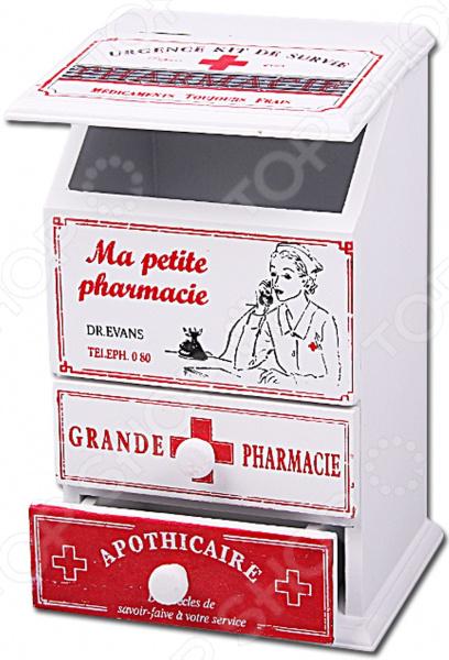 Шкатулка для медикаментов Patricia IM99-2627 шкатулка для чая patricia im99 2626