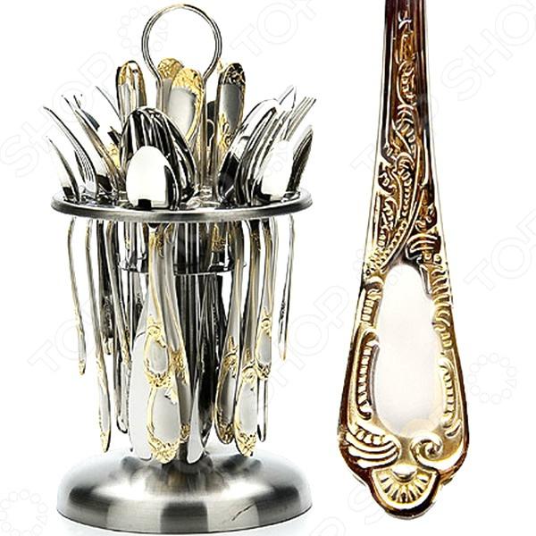 Набор столовых приборов Mayer&Boch MB-23098 набор кухонных ножей квартет кизляр