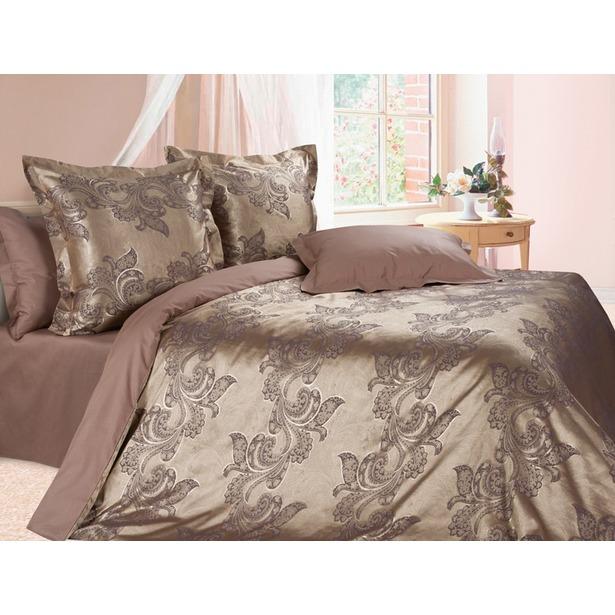 фото Комплект постельного белья Ecotex «Эстетика. Флокатти». 1,5-спальный