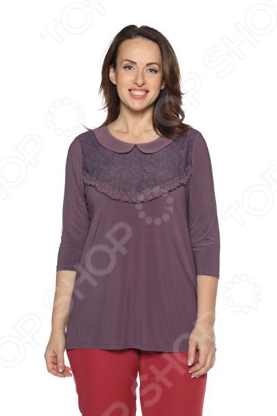 Блуза Pretty Woman «Волшебный взгляд». Цвет: фиолетовый блуза pretty woman волшебный взгляд цвет зеленый