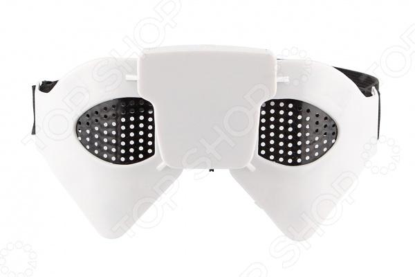 Очки массажные Ruges «Взгляд» приколы дебильные очки с изображением глаз купить в новосибирске