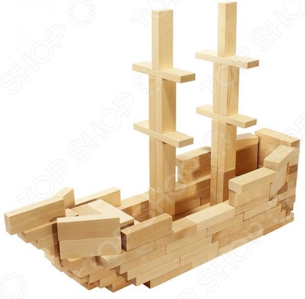 Конструктор деревянный Теремок И686