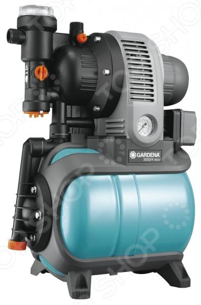 Насосная станция Gardena Classic Eco фильтр предварительной очистки gardena 1731 01731 20 000 00