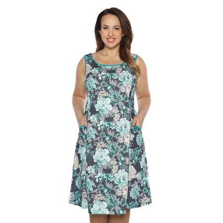 Купить Платье Алтекс «Варенька». Цвет: зеленый