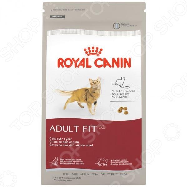 Корм сухой для кошек Royal Canin Fit 32