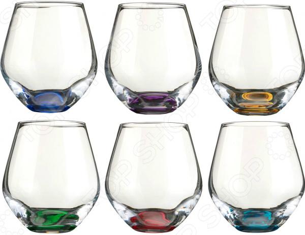 Набор стаканов Crystalite «Мишель Декорейшн»