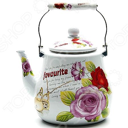 Чайник эмалированный Mayer&Boch MB-23069