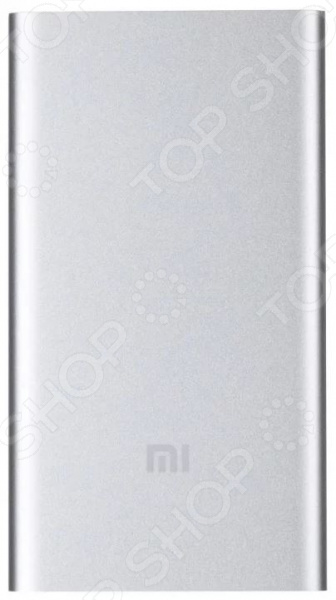 Аккумулятор внешний Xiaomi Mi Power Bank 2600mah power bank usb блок батарей 2 0 порты usb литий полимерный аккумулятор внешний аккумулятор для смартфонов светло зеленый