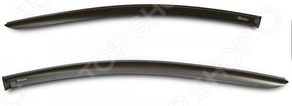 Дефлекторы окон Vinguru Daewoo Gentra 2012 седан