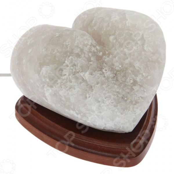 Zakazat.ru: Лампа солевая Ваше здоровье «Сердце алое»