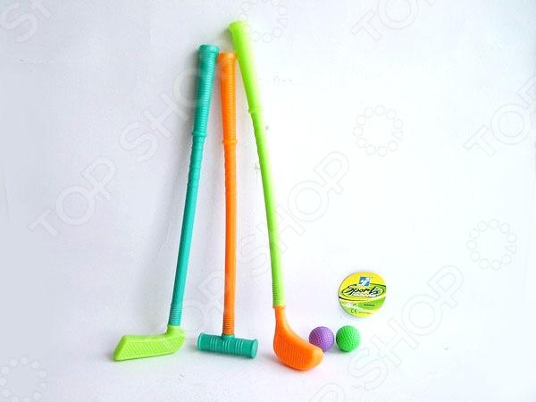 Набор для игры в гольф 1 Toy Т58526