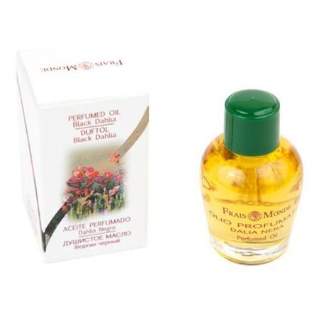 Купить Масло парфюмерное Frais Monde «Черный георгин», 12 мл