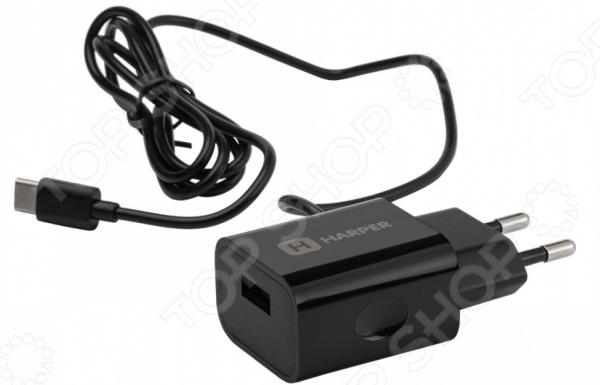 Устройство зарядное сетевое Harper WCH-5118 зарядное устройство 3 в 1 с usb для iphone5 ipad4 ipodна входе 12 24v на выходе 230v 50 60 hz