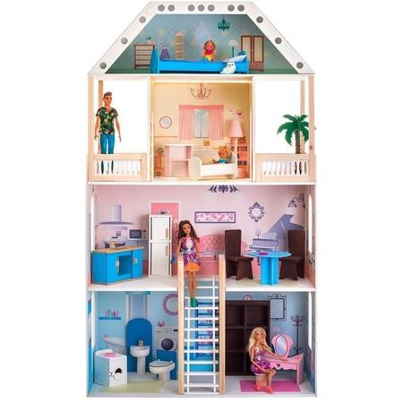 Купить Кукольный дом с аксессуарами PAREMO «Поместье Риверсайд»