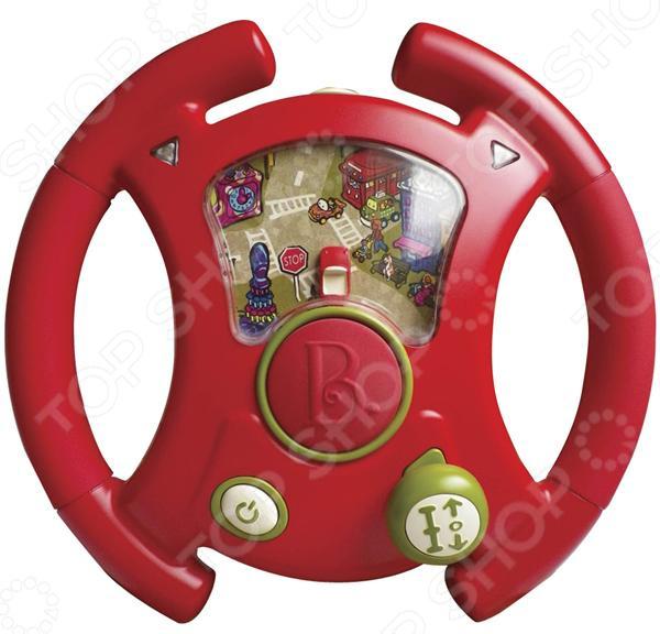Руль игрушечный B Dot «Тебе водить!»