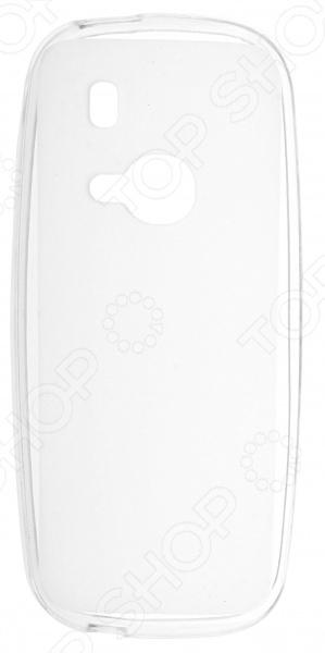Чехол защитный skinBOX Nokia 3310 (2017) накладка защитная skinbox nokia 5