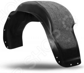 Защита колесной арки с шумоизоляцией Totem Lexus RX270/350/450H, 2012