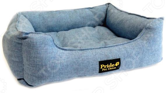 Лежак для домашних животных Pride «Прованс». Цвет: голубой