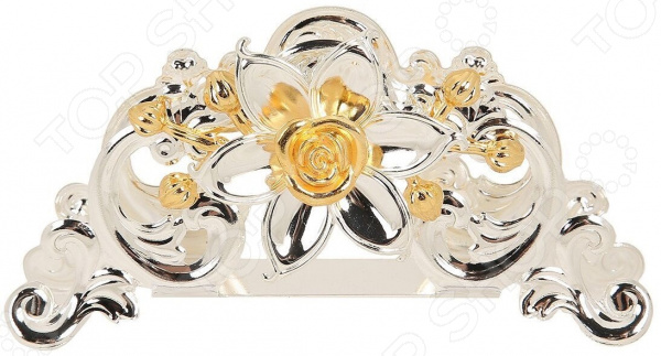 Салфетница MARQUIS 7142-MR кольца для салфеток marquis 3038 mr