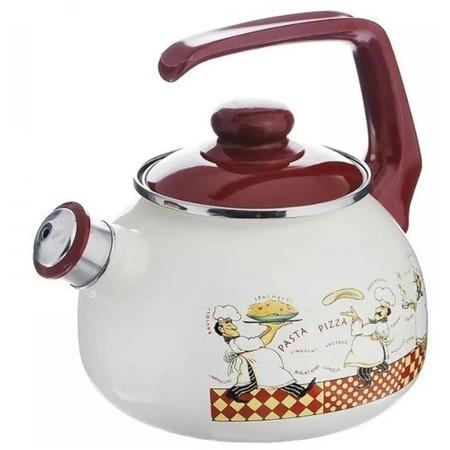 Купить Чайник со свистком Metrot Повар