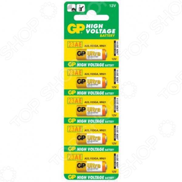Набор батареек GP Batteries 23AF-2C5 набор батареек gp batteries cr2025