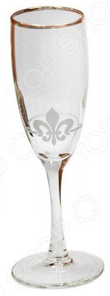 Набор бокалов для вина Гусь Хрустальный «Королевская лилия» набор бокалов для бренди гусь хрустальный королевская лилия