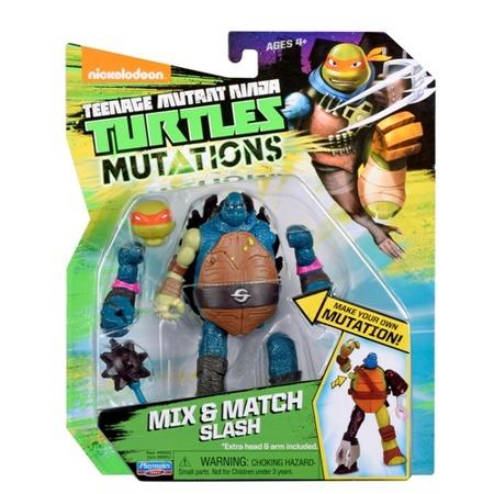 Купить Игрушка-фигурка Nickelodeon Mutation «Слэш»
