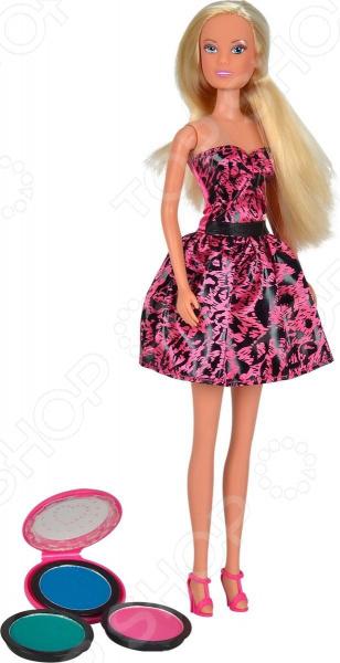Кукла с аксессуарами Simba «Штеффи с набором для окрашивания волос»