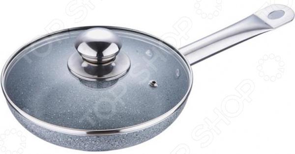 Сковорода Bergner BG-1371-GY кофеварка bergner bg 0671 eu