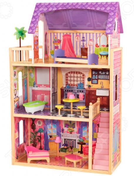 Кукольный дом с аксессуарами KidKraft «Кайла»