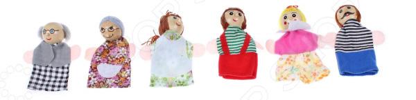 Кукольный театр Bradex «Семья»