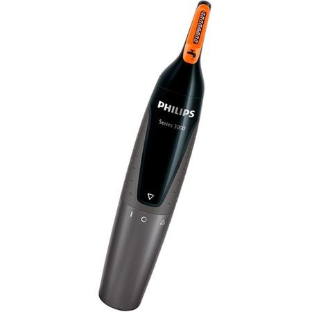 Купить Триммер для стрижки волос в носу и ушах Philips NT3160 Series 3000