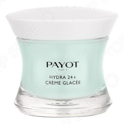 Крем увлажняющий возвращающий контур лица Payot Hydra 24 Plus payot hydra 24 увлажняющий крем hydra 24 увлажняющий крем