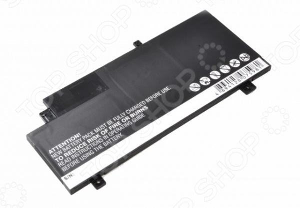 Аккумулятор для ноутбука Pitatel BT-621 аккумулятор topon top bps9 nocd 11 1v 5200mah для pn vgp bps9a b vgp bps9 b vgp bps9 s vgp bpl9 vgp bps10