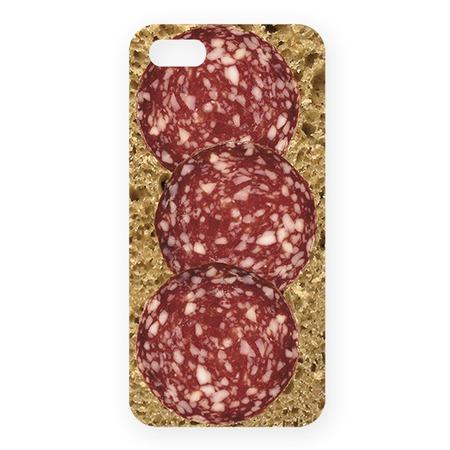 Купить Чехол для iPhone 5 Mitya Veselkov «Колбасятина»